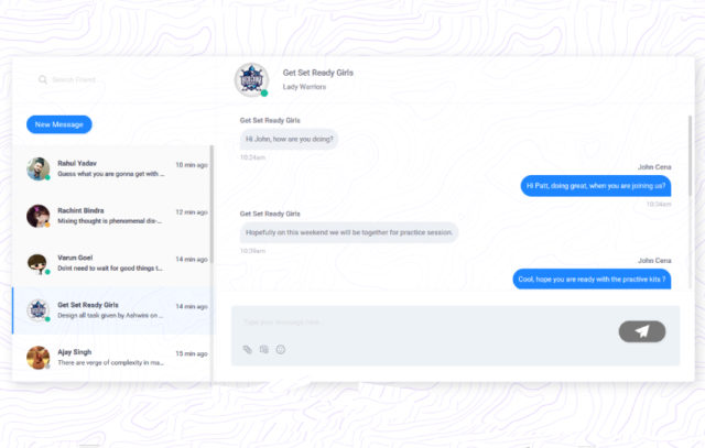 Jquery chat scroll to bottom